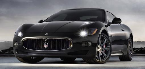 Official: Maserati's faster GranTurismo 'S'