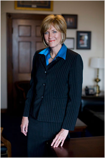 Ohio Representative Betty Sutton