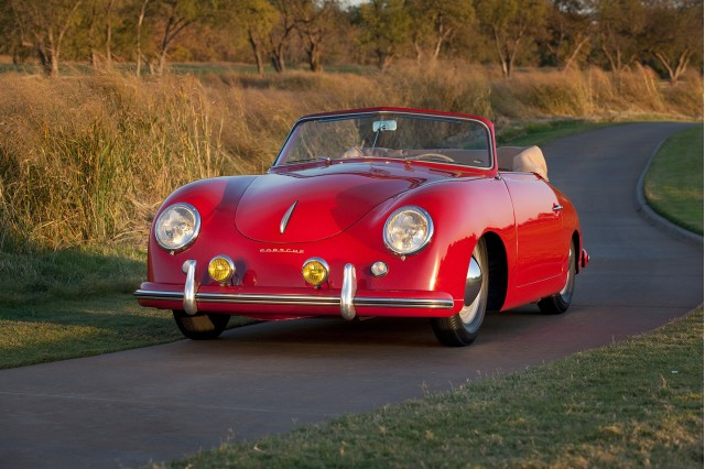 Oldest Porsche in U.S.: 1952 356 Cabriolet
