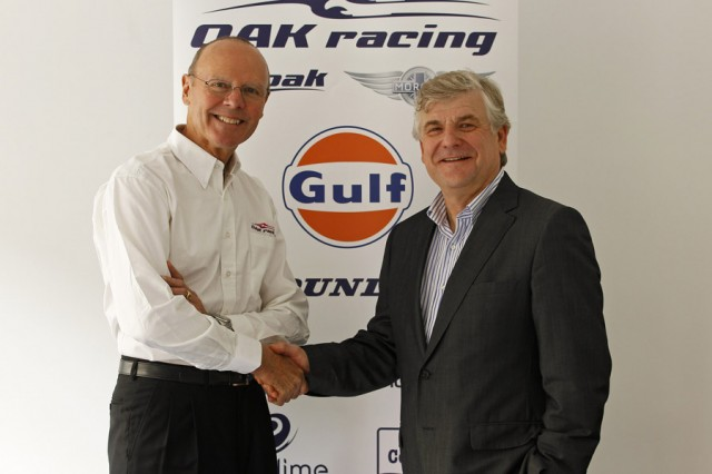 Olvier Quesnel and Jacques Nicolet - DPPI photo
