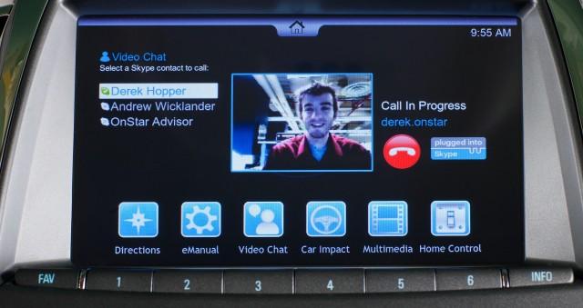 OnStar 4G LTE System