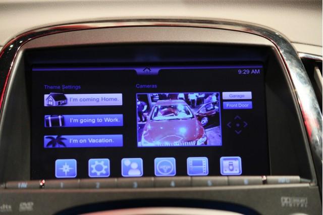 OnStar-Verizon 4G LTE prototype system