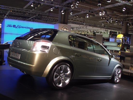 Opel Signum Concept Frankfurt 2001
