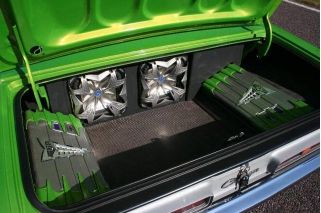 Overhaulin Challenger