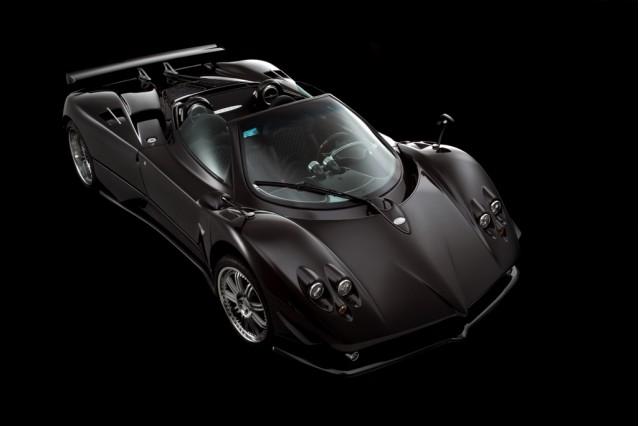 Pagani Zonda F Clubsport Roadster Final Edition