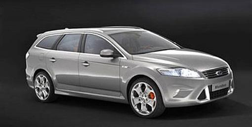 Paris preview: Ford Mondeo Concept