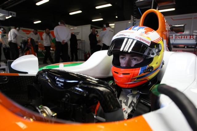 Paul Di Resta - Photo courtesy Sahara Force India Formula 1 Team