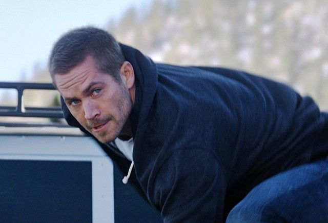 Paul Walker In 'Fast and Furious 7' - Image via Fast & Furious Facebook page