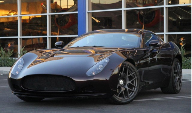 Perana Z-One coachbuilt supercar