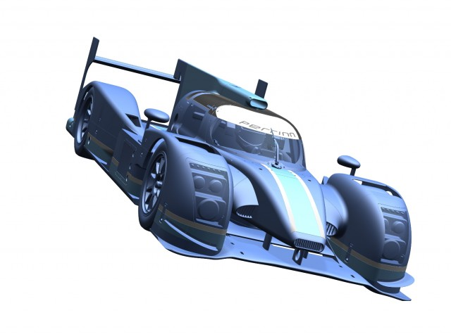 "Perrinn myTeam ""open source"" LMP1 car"
