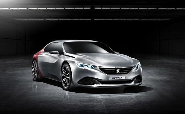 Peugeot Exalt concept, 2014 Beijing Auto Show