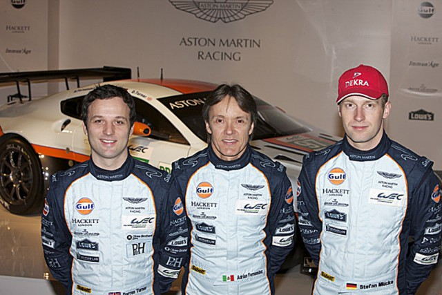 Photo courtesy Aston Martin Racing