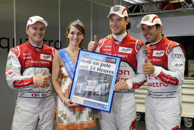 Photo courtesy Audi Motorsport