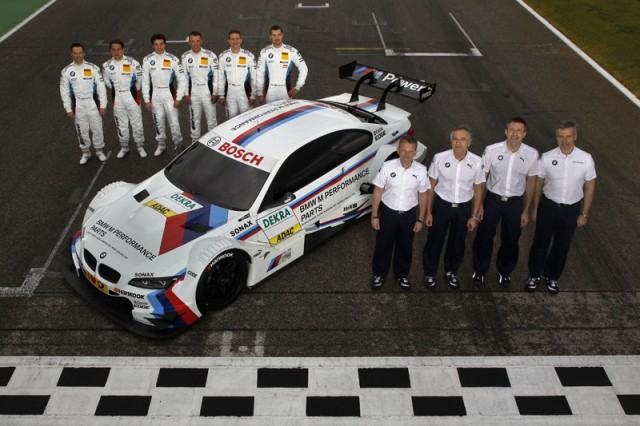 Photo courtesy BMW Motorsport
