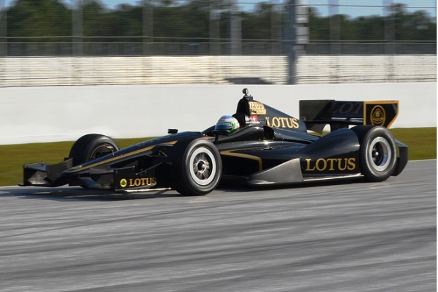 Photo courtesy HVM Lotus Racing