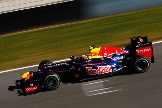 Photo courtesy Red Bull Racing