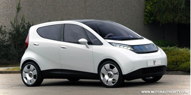 pininfarina b0 electric concept 002