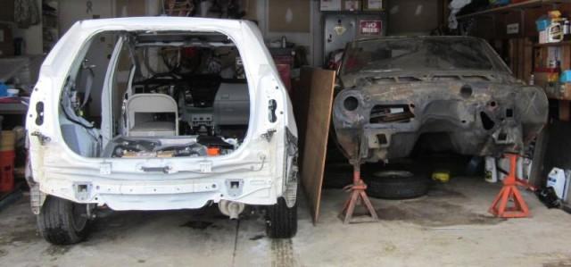 Pontiac Firebird Toyota Prius v