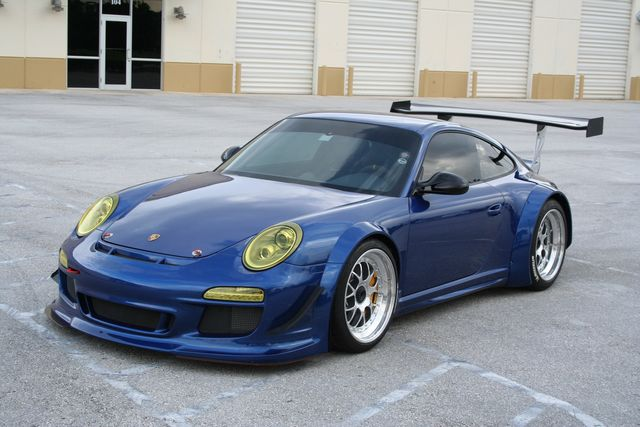 Porsche 911 GT3 RSR replica, built by Orbit Racing. Image: Orbit Racing