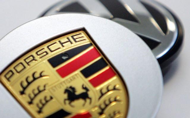 Porsche and VW Logos
