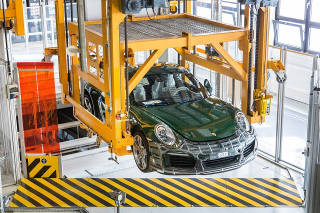Porsche built one millionth 911 on May 11, 2017