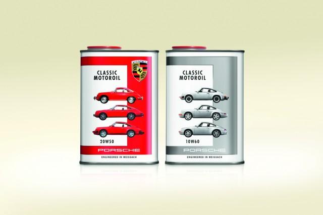 Porsche Classic Motor Oil