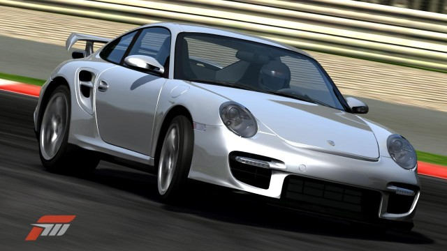 Porsche in Forza 3... No longer in Forza 4