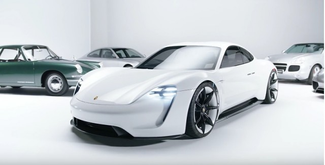 Porsche picks its five best concept cars