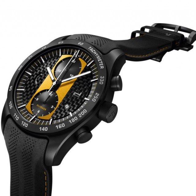 Chronograph 911 Turbo S Exclusive Series watch