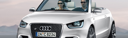 preview 2010 audi a1 five door and cabrio. Black Bedroom Furniture Sets. Home Design Ideas