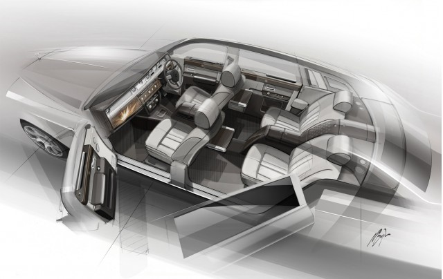 Preview of new Home Of Rolls-Royce bespoke collection