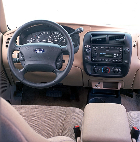 1998 Ford Ranger Super Cab Interior: Image: Preview: 2001 Ford Ranger Interior, Size: 550 X 559