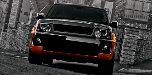 Project Kahn and Cosworth Range Rover Sport RS600 Super Sport