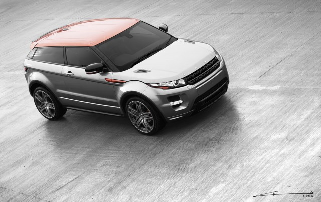 Project Kahn Range Rover Evoque