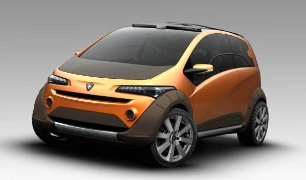 Proton Country concept, 2010 Geneva Motor Show