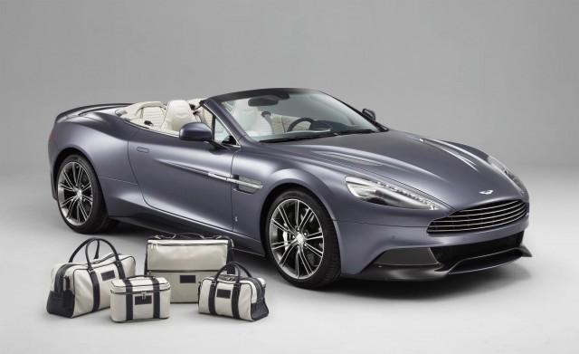 Q by Aston Martin Vantage Volante