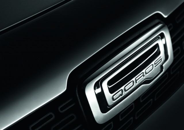 Qoros - Chinese car brand launching at the 2013 Geneva Motor Show