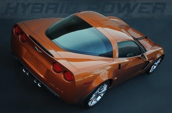 Quanta Corvette QHP770