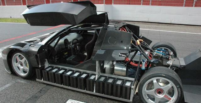 Quimera AEGT electric supercar prototype