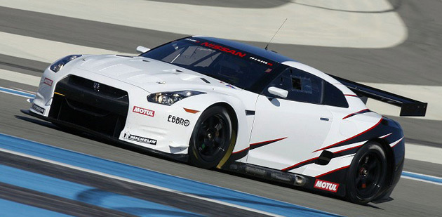 The Nismo-developed race car will run as a non-championship entry in four races this year to check its performance
