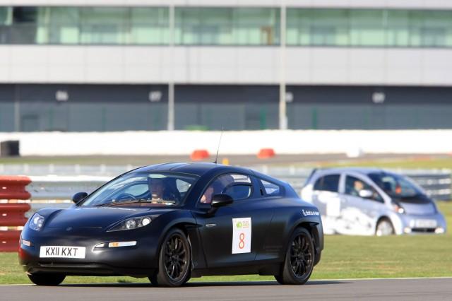 RAC Green Grand Prix 2011