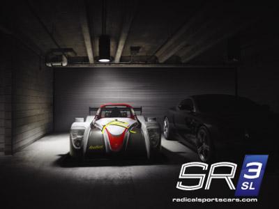 Radical SR3 SL teaser