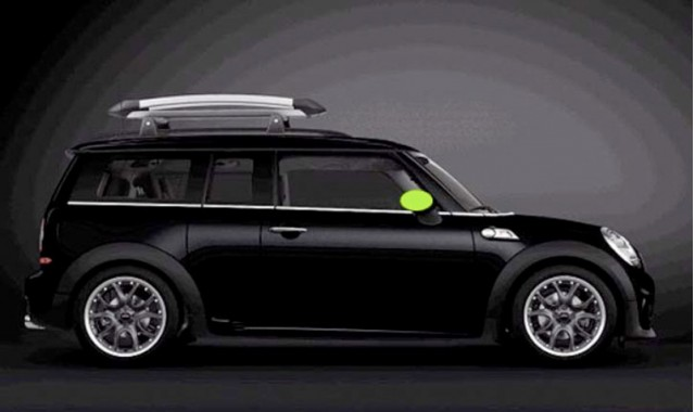 Rally Edition Mini Clubman S leak