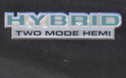 Ram Hybrid Spy Shot