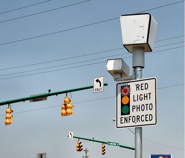Red-Light Camera, Photo Radar by Derek Jensen