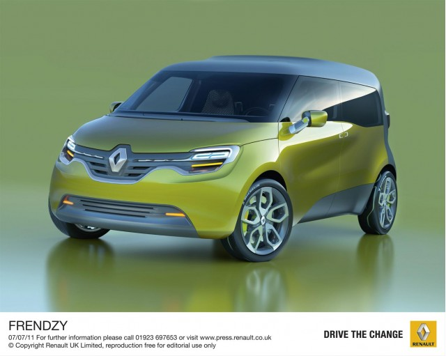 Renault Frendzy Electric Concept