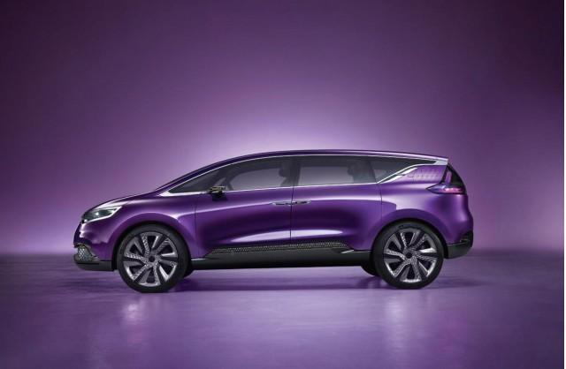 Renault Initiale Paris concept, 2013 Frankfurt Auto Show