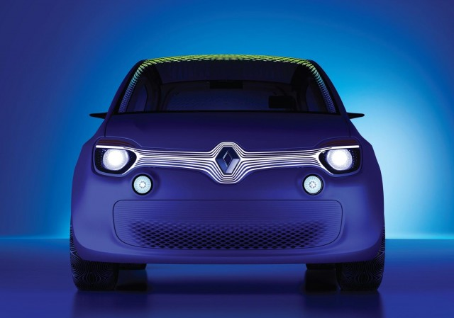 Renault Twin'Z Concept electric city car