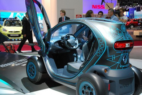 Renault Twizy Concept by Flickr user phalenebdlv