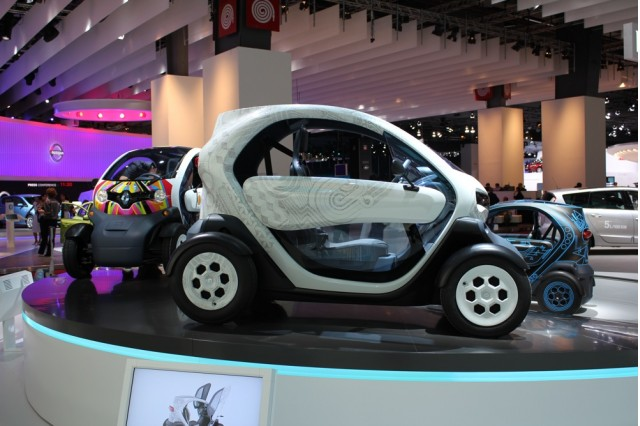 Renault Twizy Concept